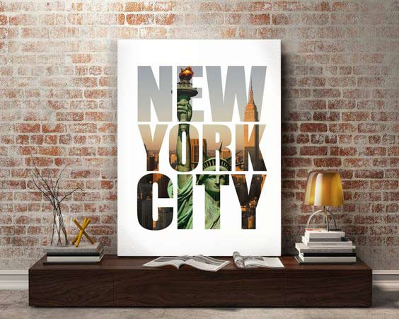 toile-deco-new-york-moderne
