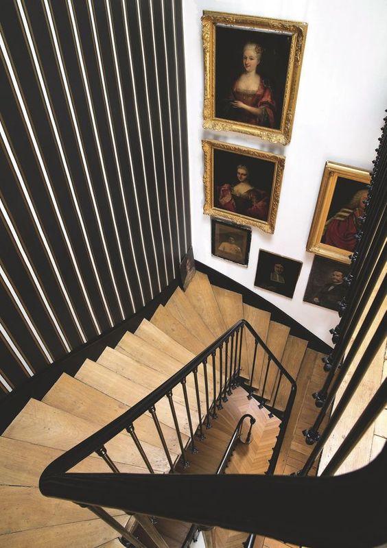 Decorer Sa Cage D Escalier Blog Izoa