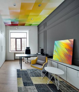 papier-peint-plafond-design-et-tableau-abstrait-izoa