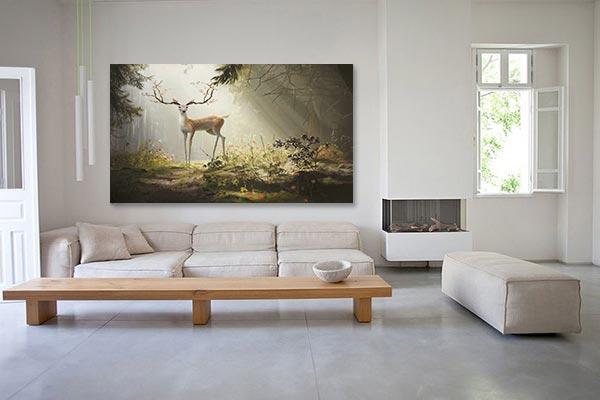 tableau-nature-cerfrisier