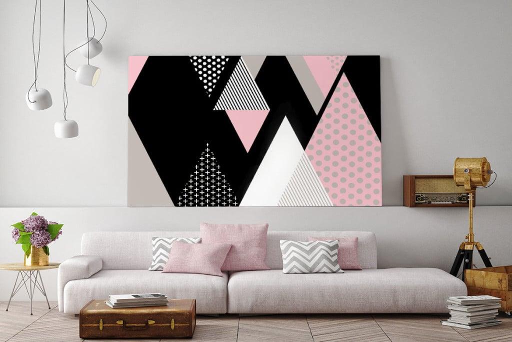 le tableau un cadeau original blog izoa. Black Bedroom Furniture Sets. Home Design Ideas