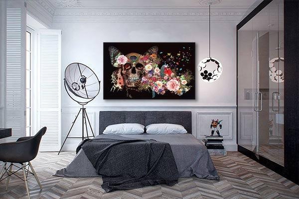 deco-chambre-design-tableau-izoa-vestiges-du-printemps