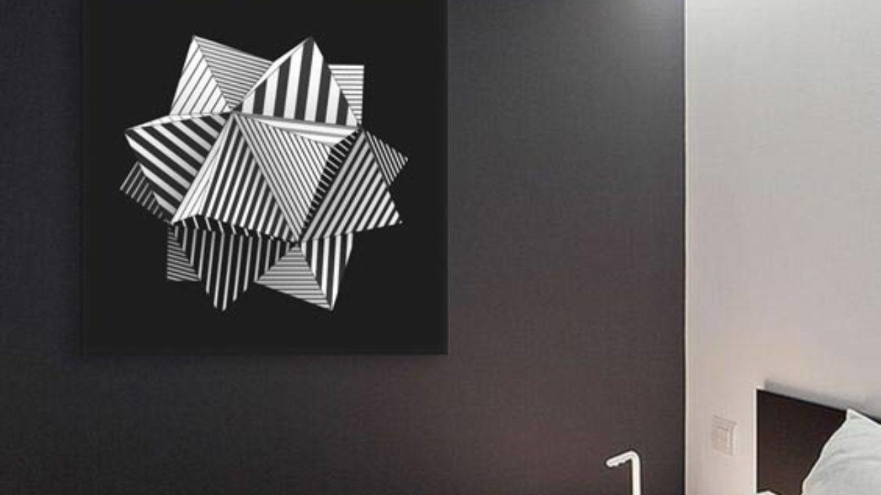 Papier Peint Trompe L Oeil Plafond combiner un tableau et un papier peint izoa - blog izoa
