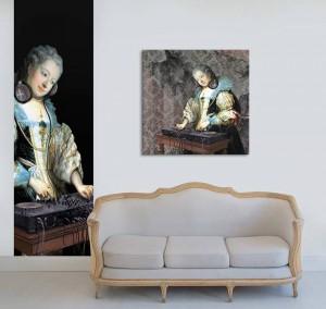 tableau-et-papier-peint-baroque-izoa