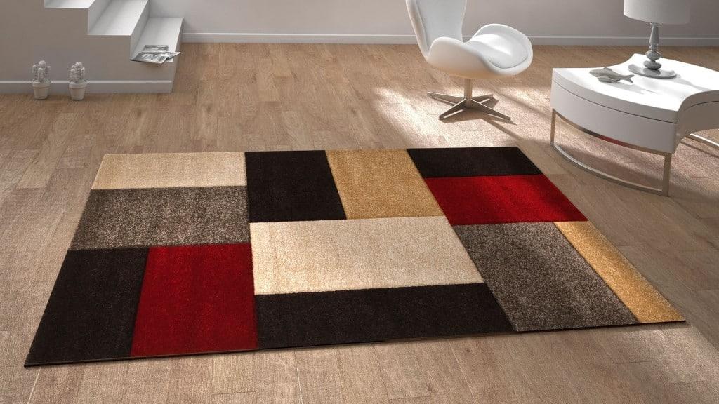tapis géométrique