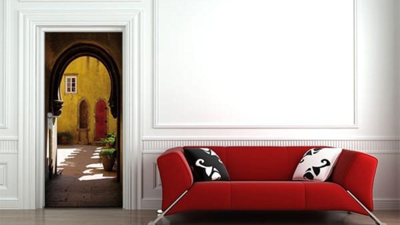 Comment Tapisser Une Piece Pour L Agrandir le papier peint : votre atout pour agrandir votre couloir
