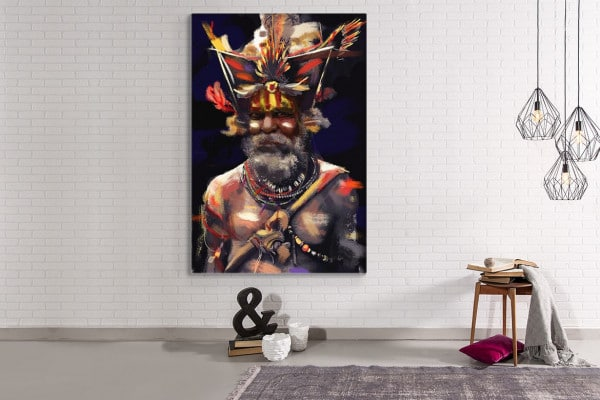 cadre-deco-africain-shaman