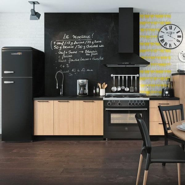 décoration cuisine design style bistrot
