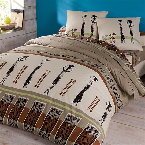 linge de lit afrique
