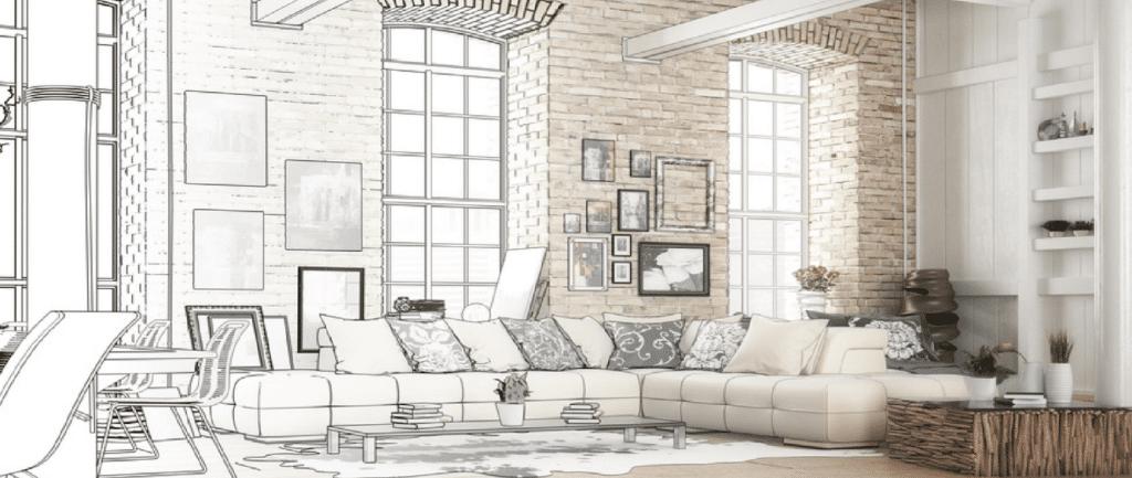 plan décorateur intérieur