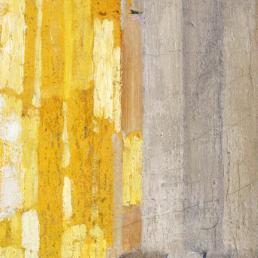 """Ordonnance sur verticales en jaune"", Frantisek Kupka - 1913"