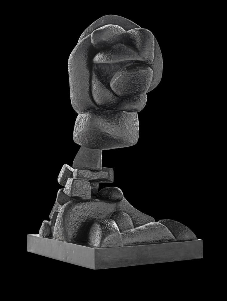 "Ascension"", Otto Freundlich - 1929"