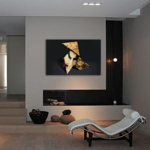 tableau toile zen izoa pour salon design