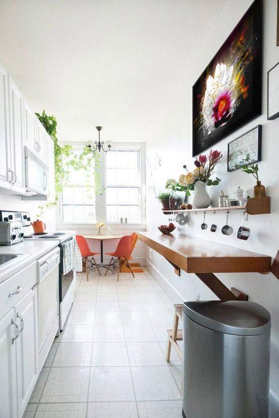 tableau cuisine moderne