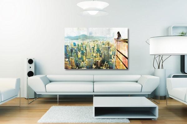 Tableau sur toile New York