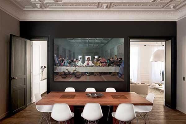 quel tableau c l bre se cache derri re cette cr ation izoa blog izoa. Black Bedroom Furniture Sets. Home Design Ideas