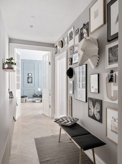 Idee Deco Couloir