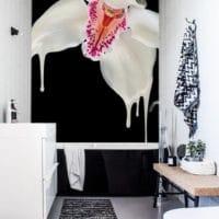 Papier peint salle de bain : Inspirations déco