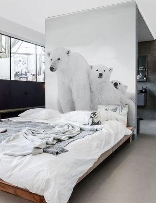 Décoration chambre suite parentale : Comment délimiter l ...