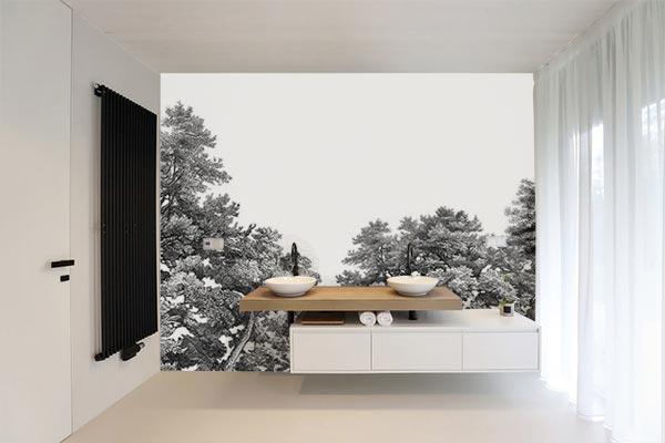 papier-peint-salle-de-bain-noir-et-blanc